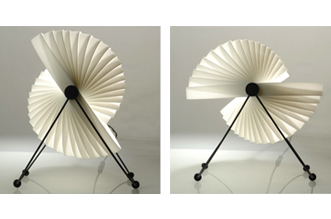 ESPASSO | Space for Thought: Eclipse Table Lamp