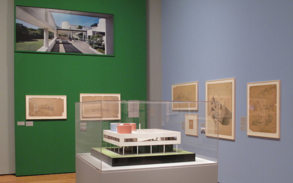 Espasso Le Corbusier At Moma Ny As Seen By Paul Clemence