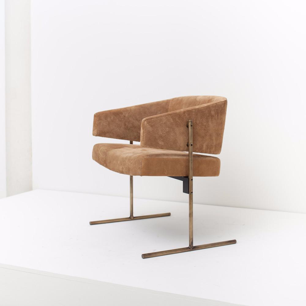 ESPASSO | Senior Metal Lounge Armchair