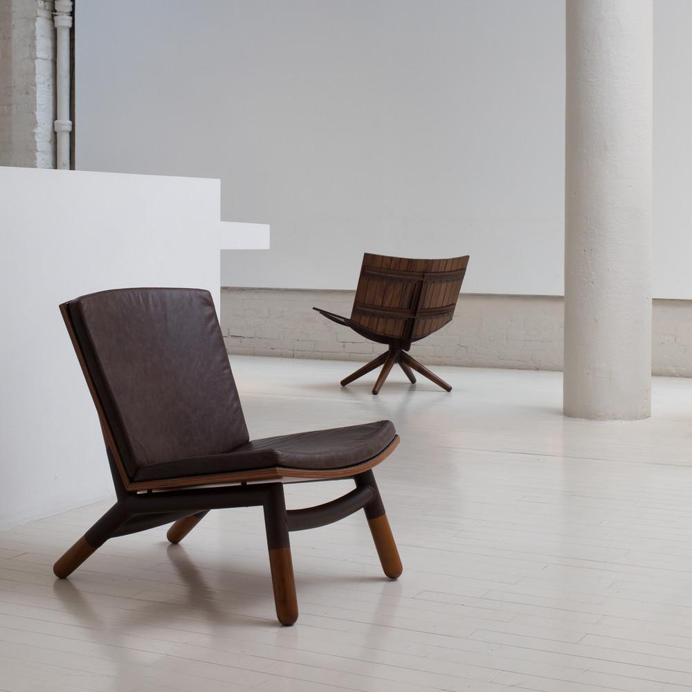 Espasso Radar Lounge Chair
